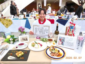 舩津 暁子 「Grand Merci! 〜一年間の感謝を込めて〜」